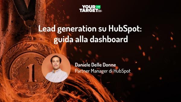 Lead Generation su HubSpot