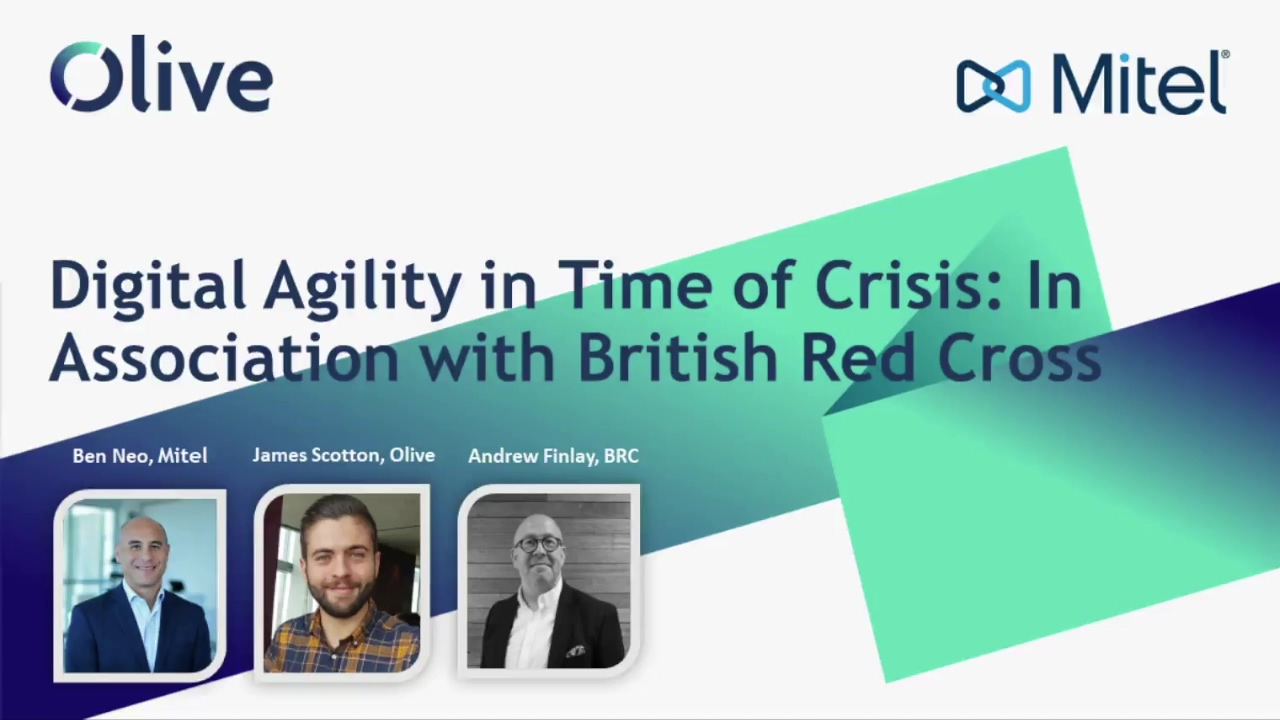 Digital Agility in Times of Crisis