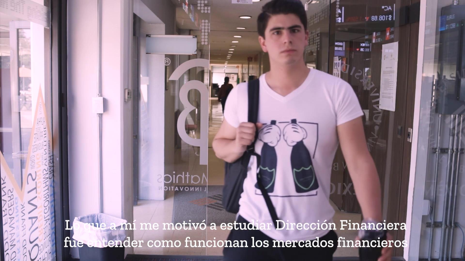 Entrevista 2 - Dirección Financiera