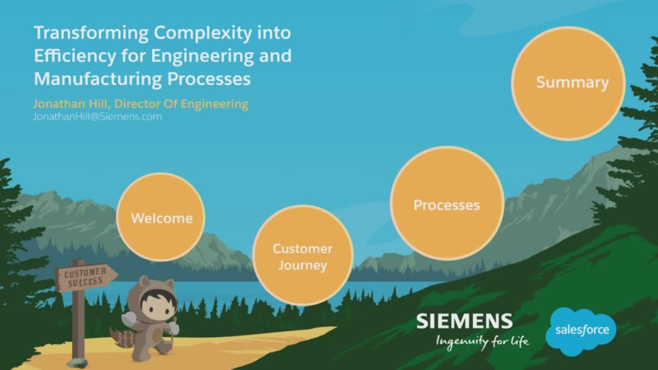 Transform Complexity into Efficiency for Engineering