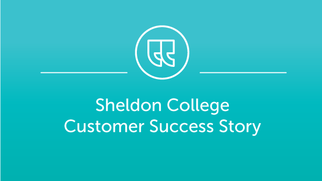 Sheldon College Case Study