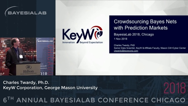 2018-11-02 BayesiaLab Conference Twardy