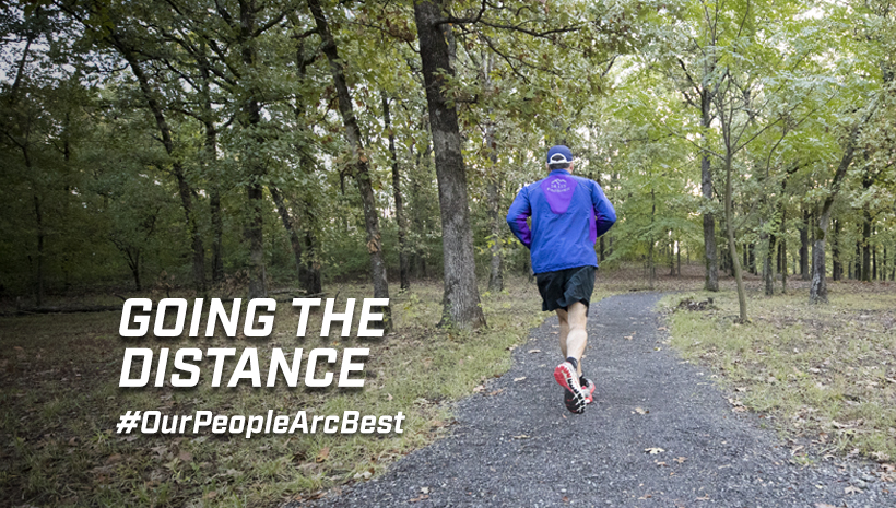Going the Distance: Chris Wear