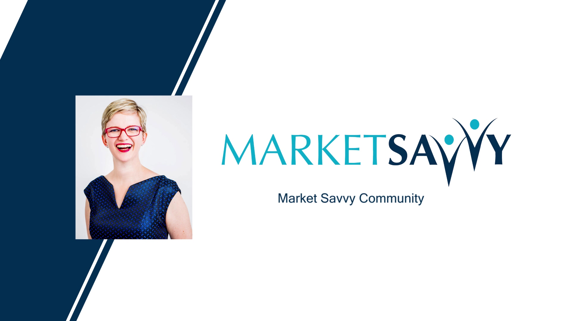 Market Savvy Community - information video