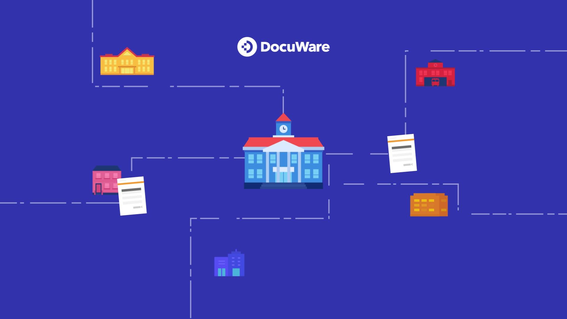 DocuWare für Kommunen Rechnungsverarbeitung