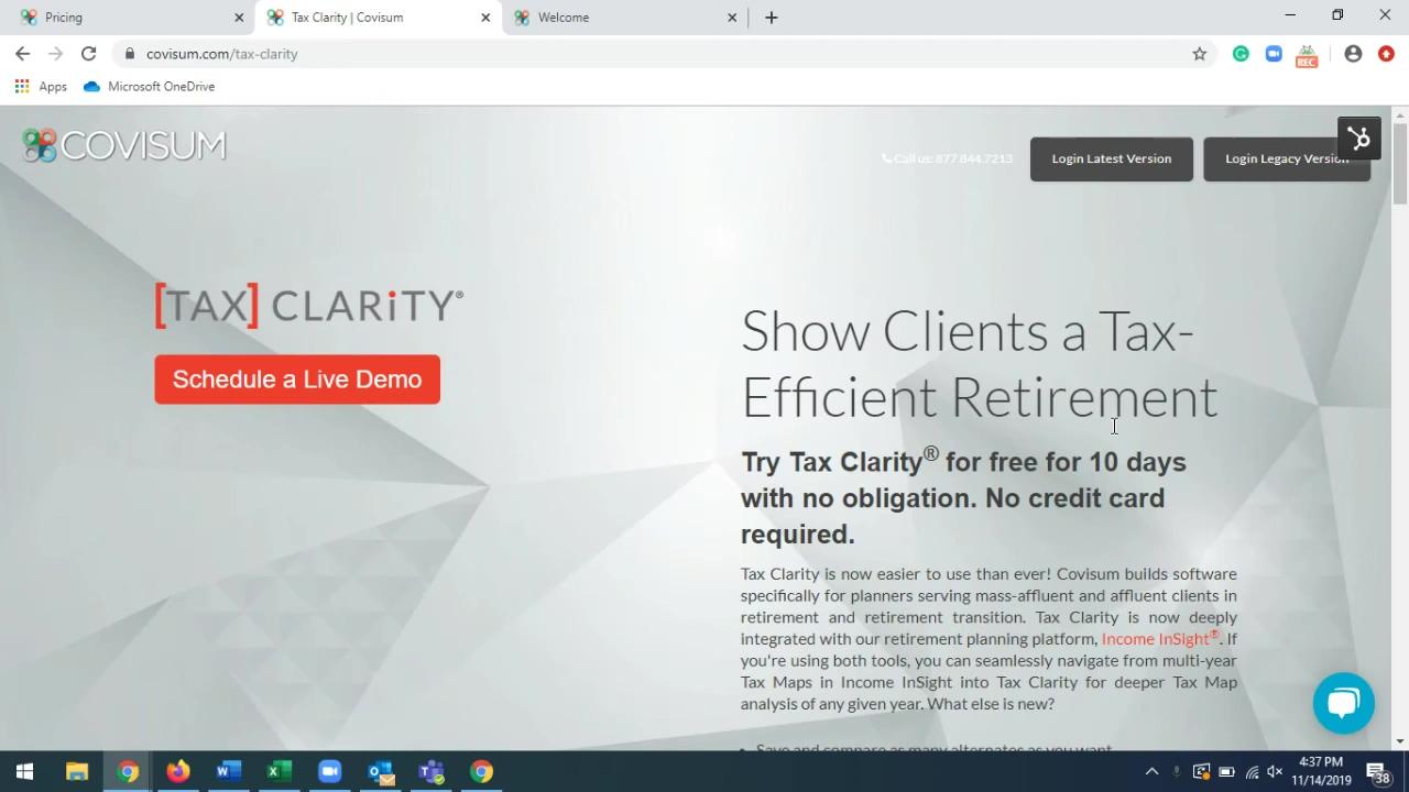 Tax Clarity in Portal (1)