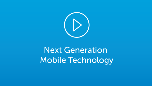 Spiceworks Webinar - Next Generation Mobile Technology: What You Need to Know