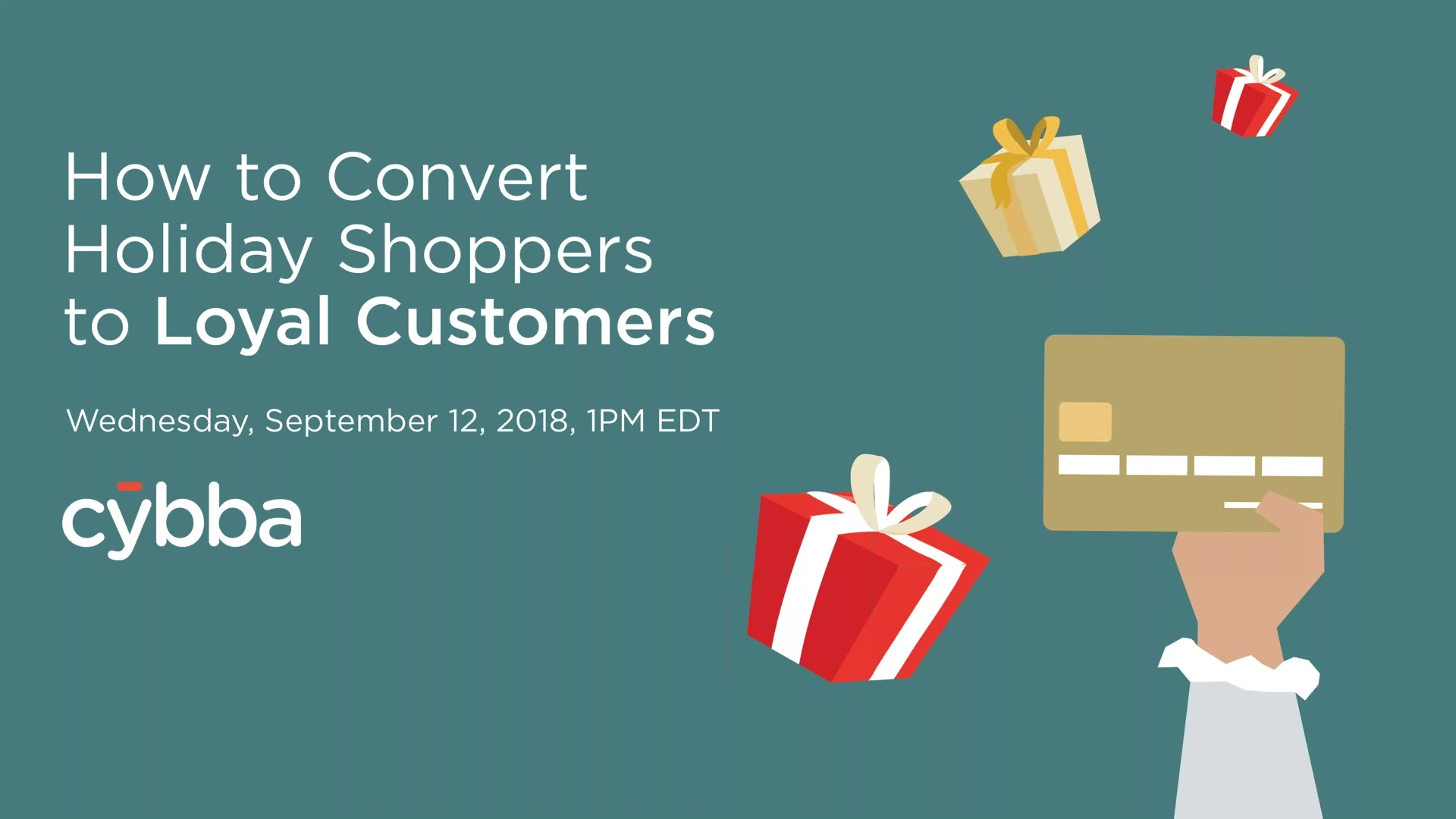 How to Convert Holiday Shoppers to Loyal Customers