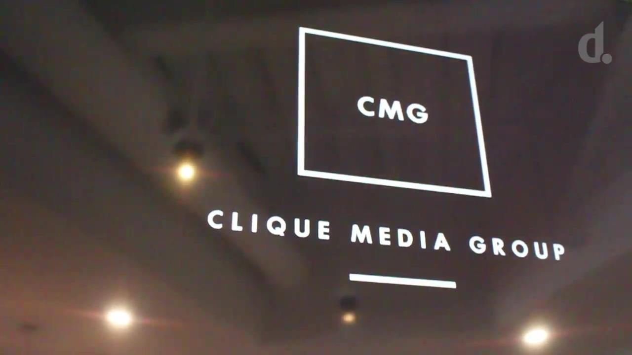 Using Social Media Intelligence at Clique Media Group