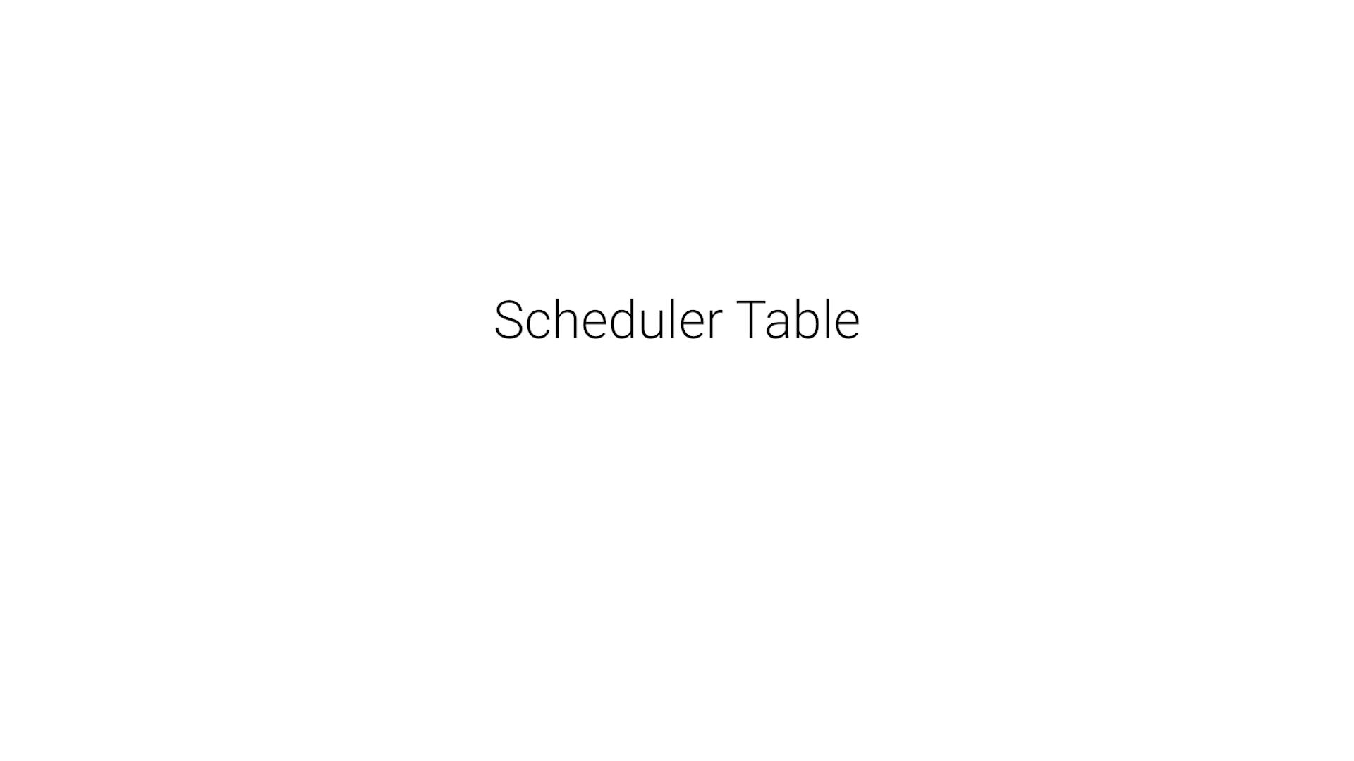 11_Scheduler_Table
