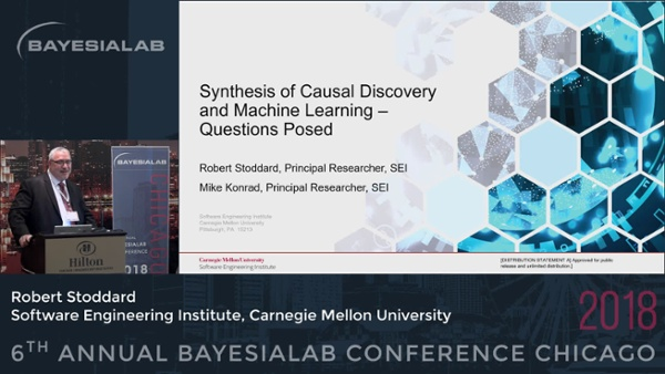 2018-11-02 BayesiaLab Conference Stoddard