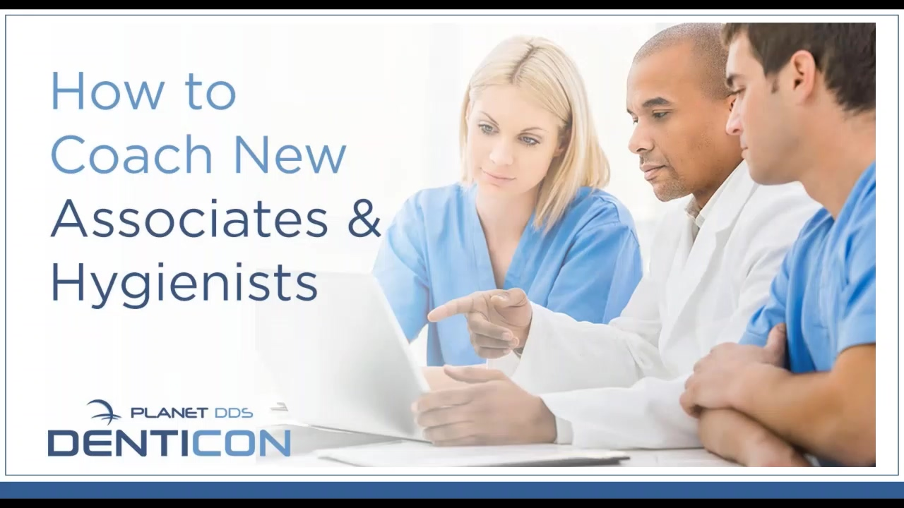 How to Coach New Associates and Hygienists
