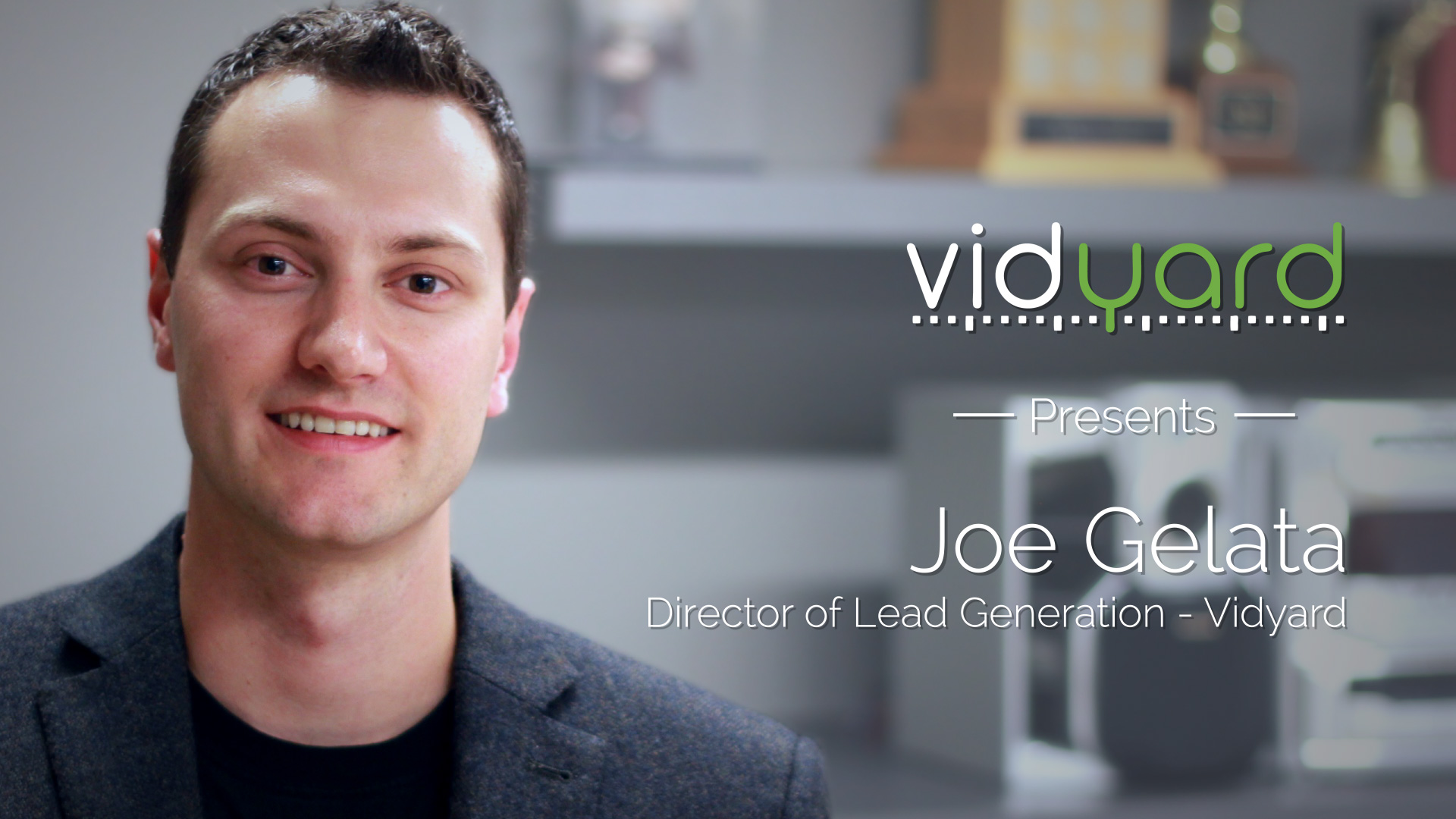 Joe Gelata: Opportunities for Video Marketers using Marketing Automation