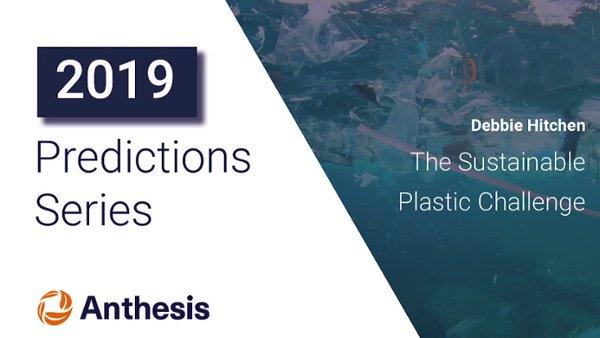 Predictions Series - Debbie Hitchen - The Sustainable Plastic Challenge