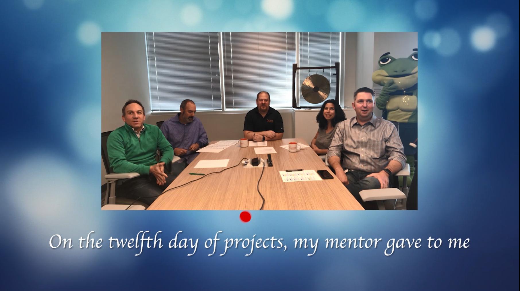 Twelfth Day - 12 Days