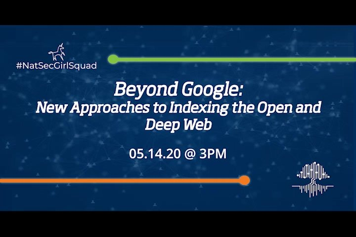 Webinar Beyond Google New Approaches to Indexing the Open and Deep Web-20200514 1901-1