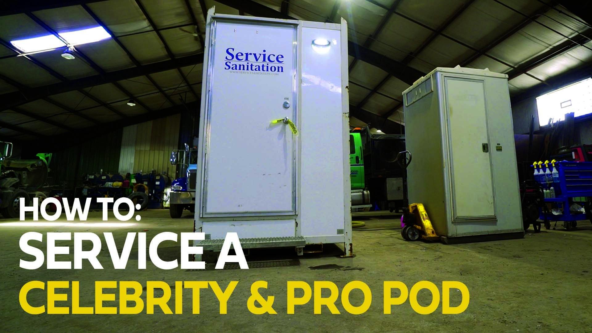 How to Sercive a Pod & Celebrity Restroom Final