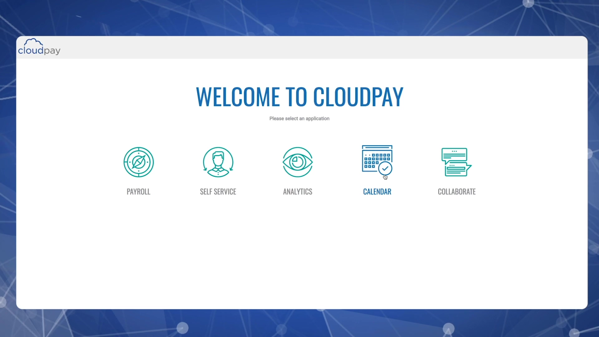 CloudPay Platform - End-to-End Video