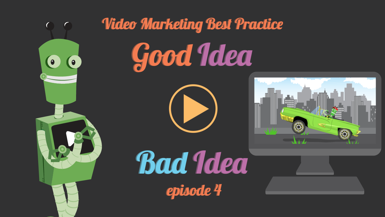 Build a Data Driven Marketing Strategy with Video