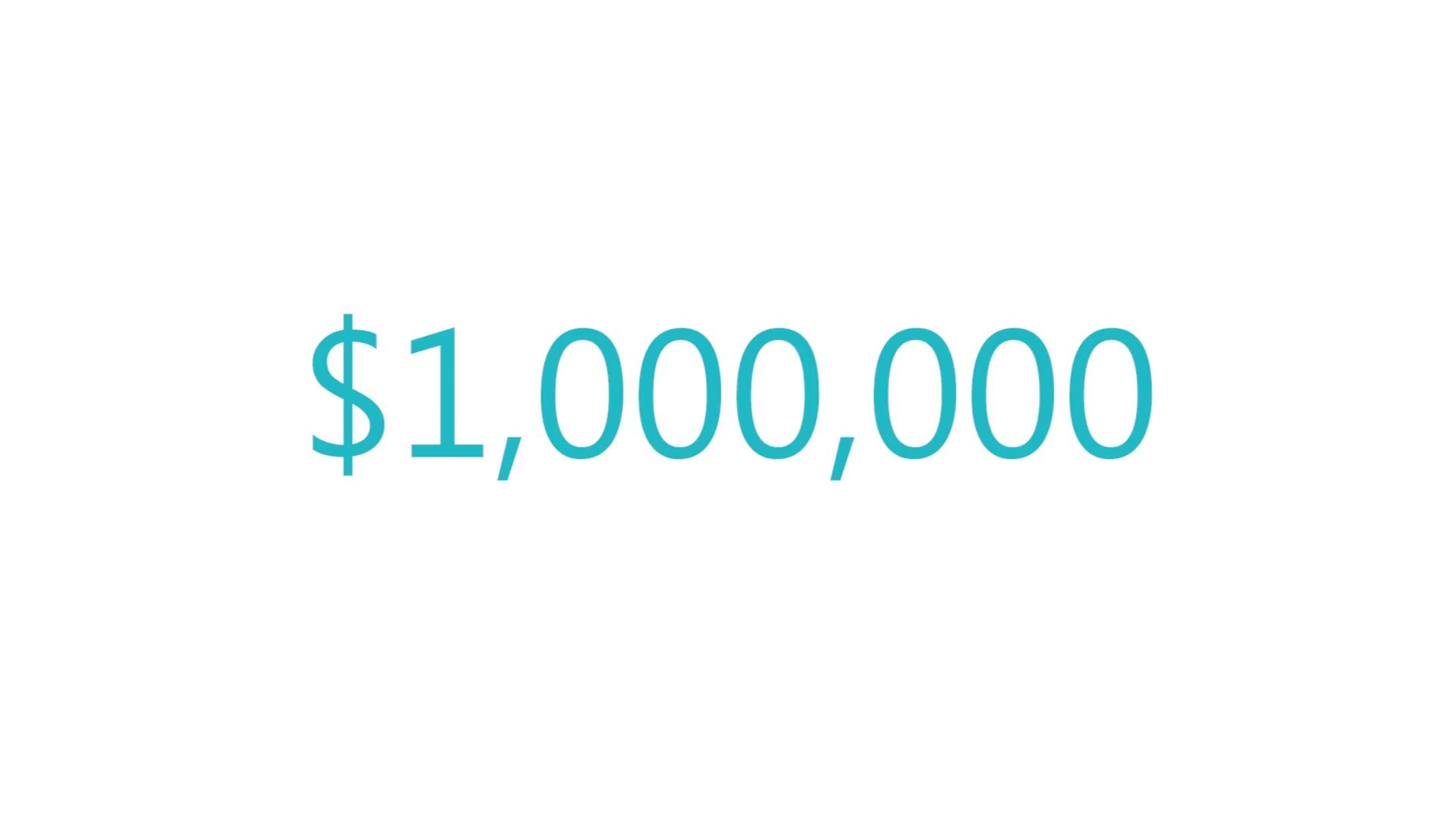 Kelser Foundation Hits 1 Million Dollars Raised for Nonprofits