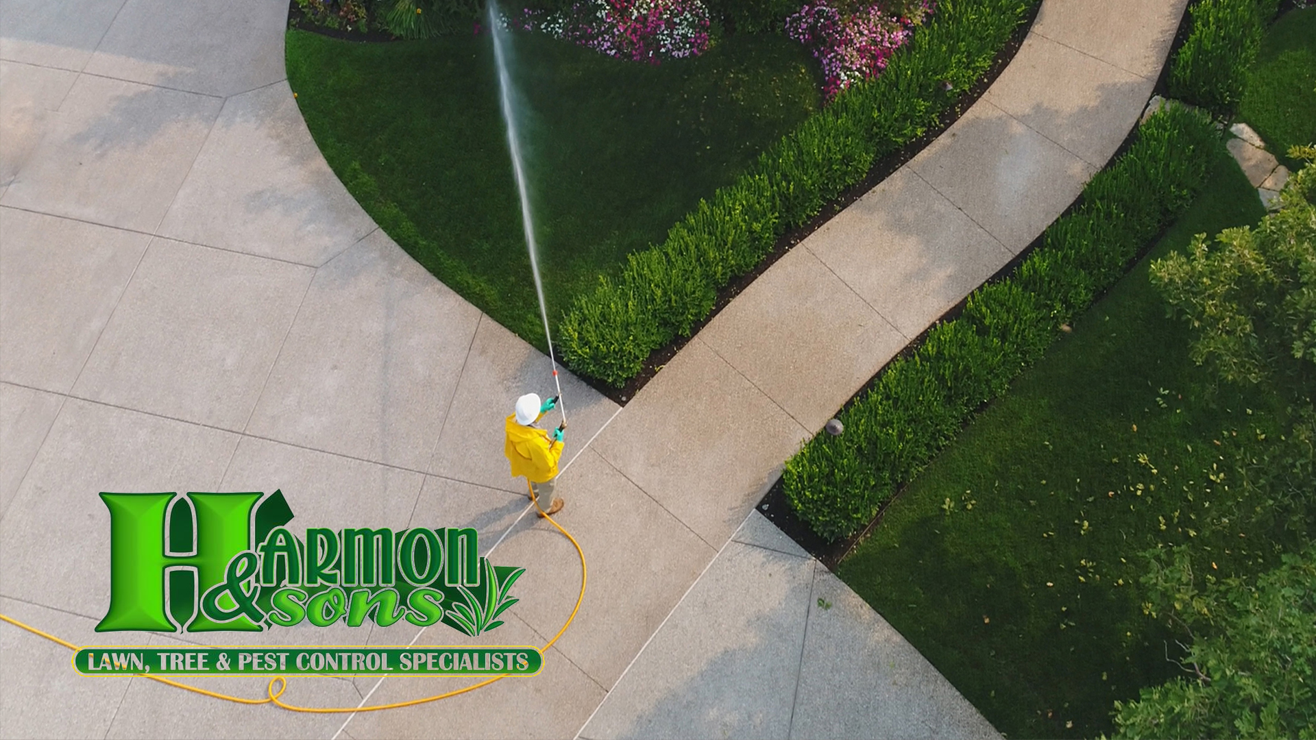 Harmons and Sons lawn care