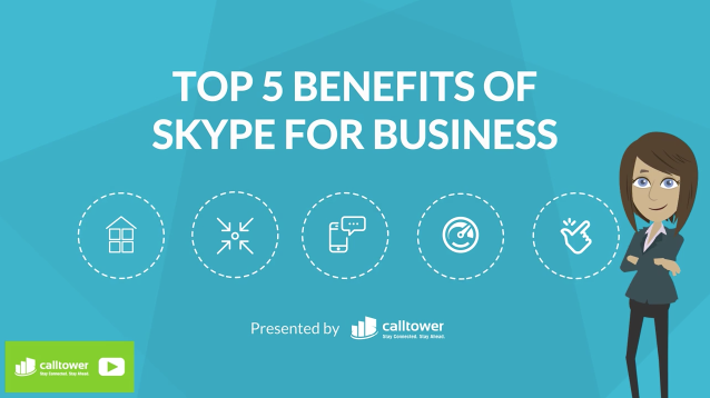 Top 5 Benefits of Skype for Business