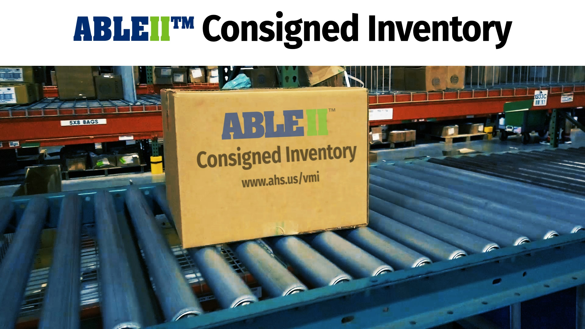 AbleII™ Consigned Inventory V1