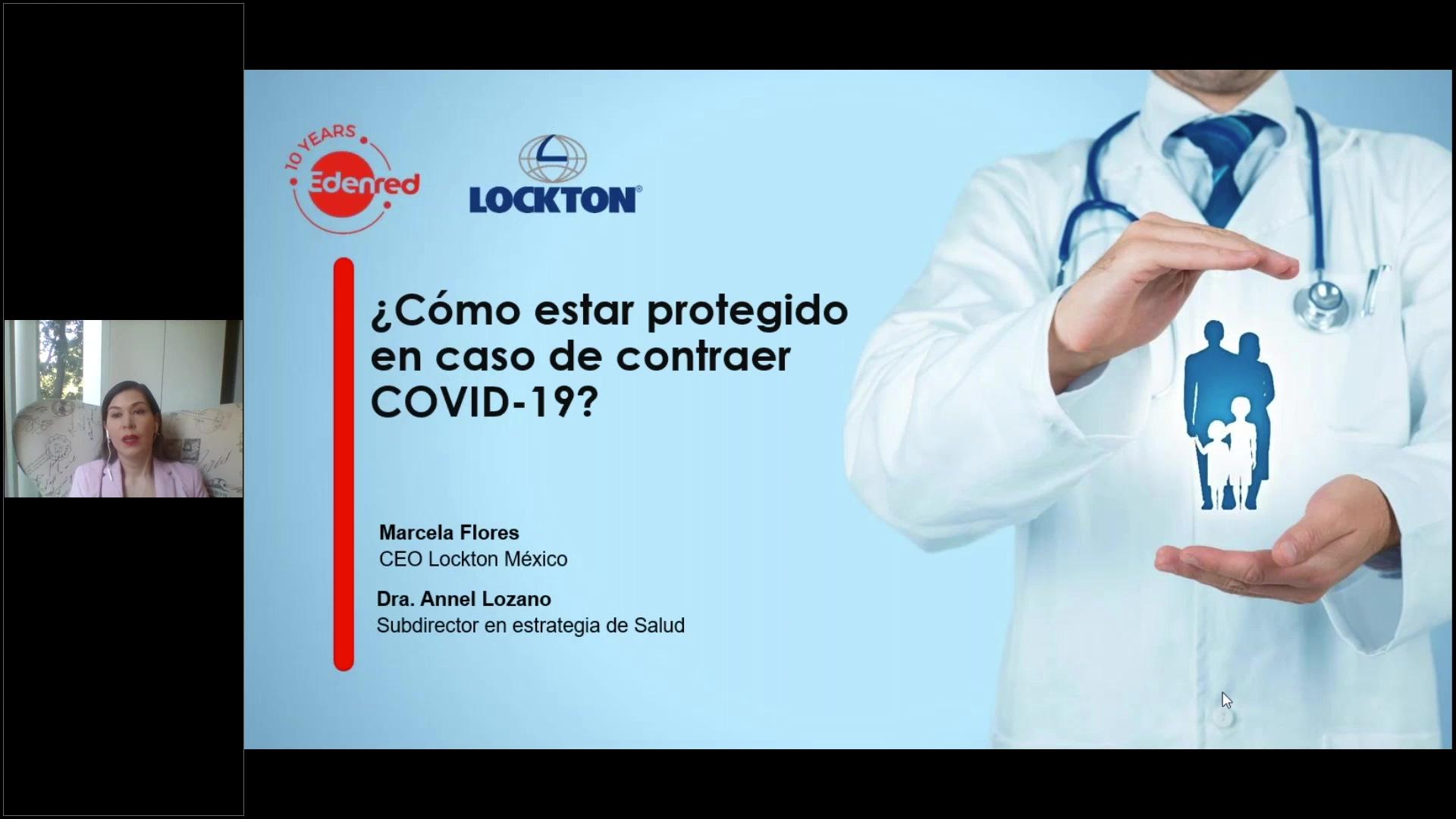 13 clip Webinar ¿Cómo estar protegido en caso de contraer COVID-19?