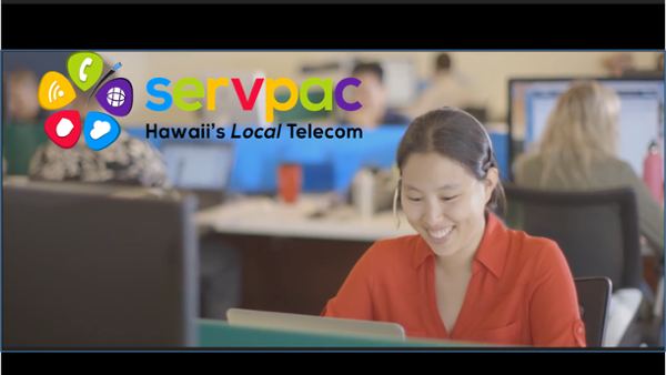 Servpac - Hawaii's Local Telecom Video-1