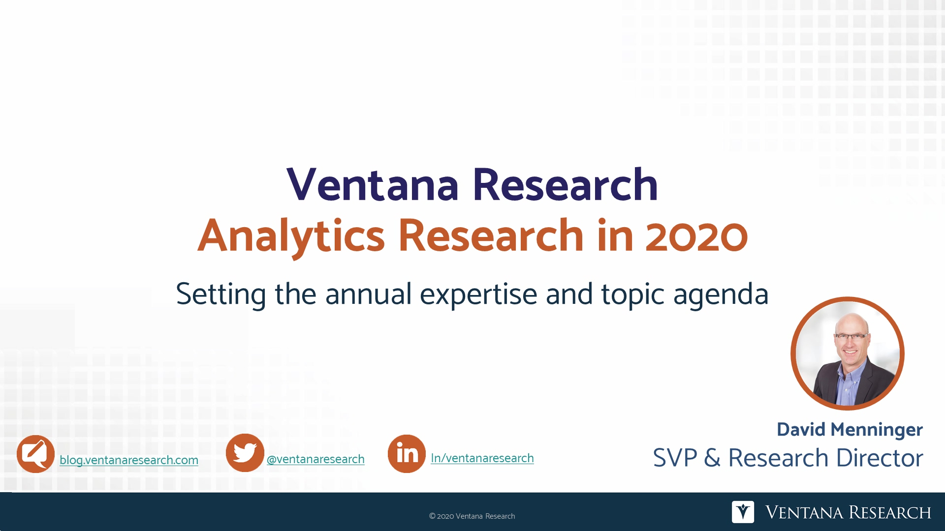 Ventana_Research_2020_Analytics_Research_Agenda