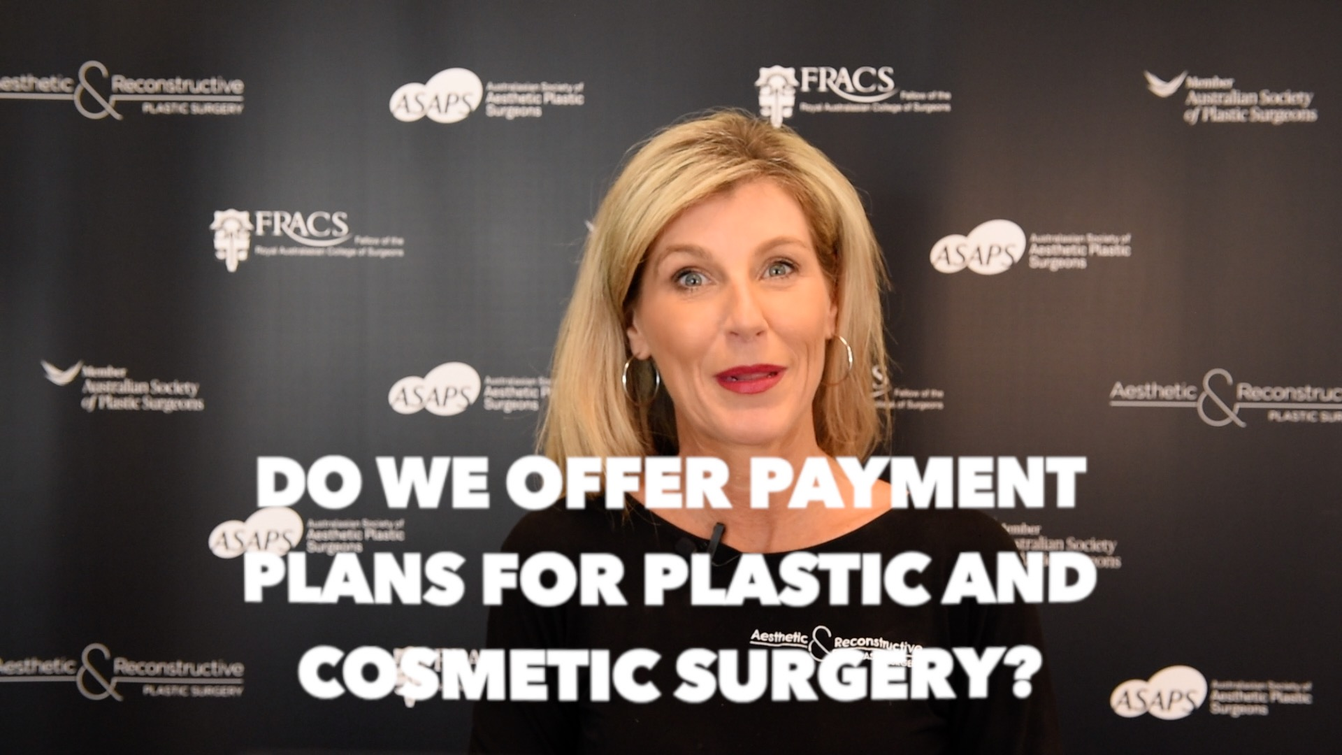 Do We Offer Payment Plans For Plastic And Cosmetic Surgery With Dr Eddie Cheng In Brisbane