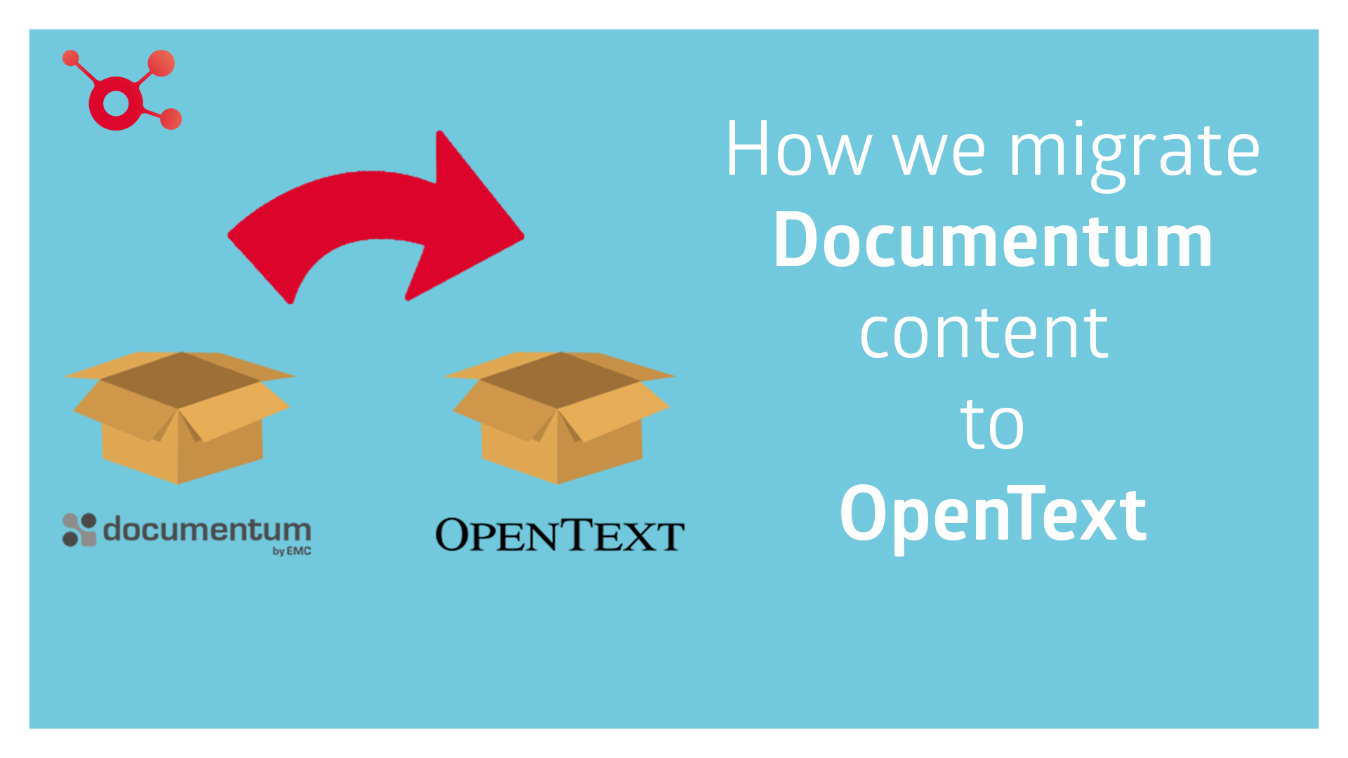 Documentum to OpenText video