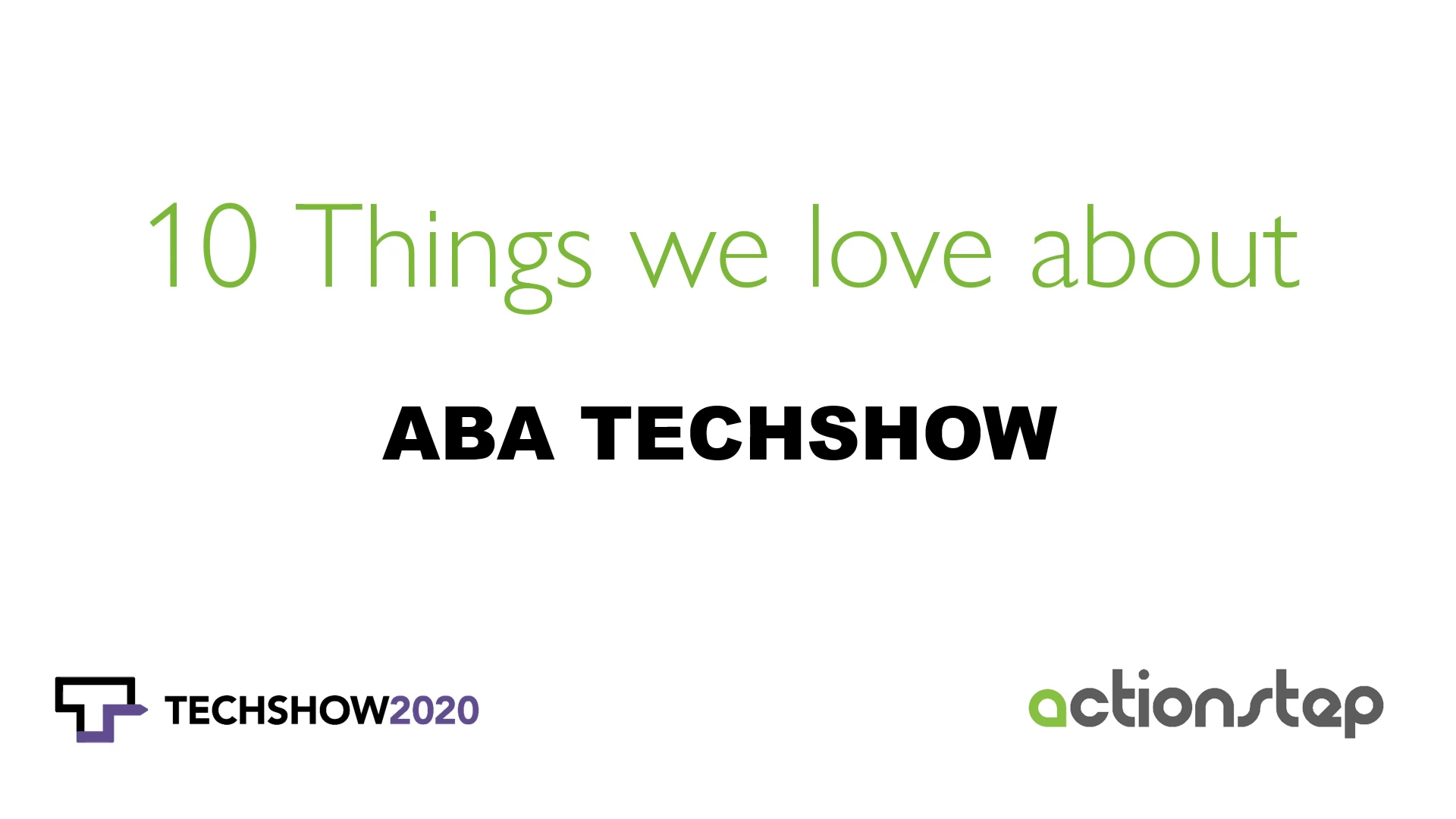 Things we love about the ABA TECHSHOW (002)