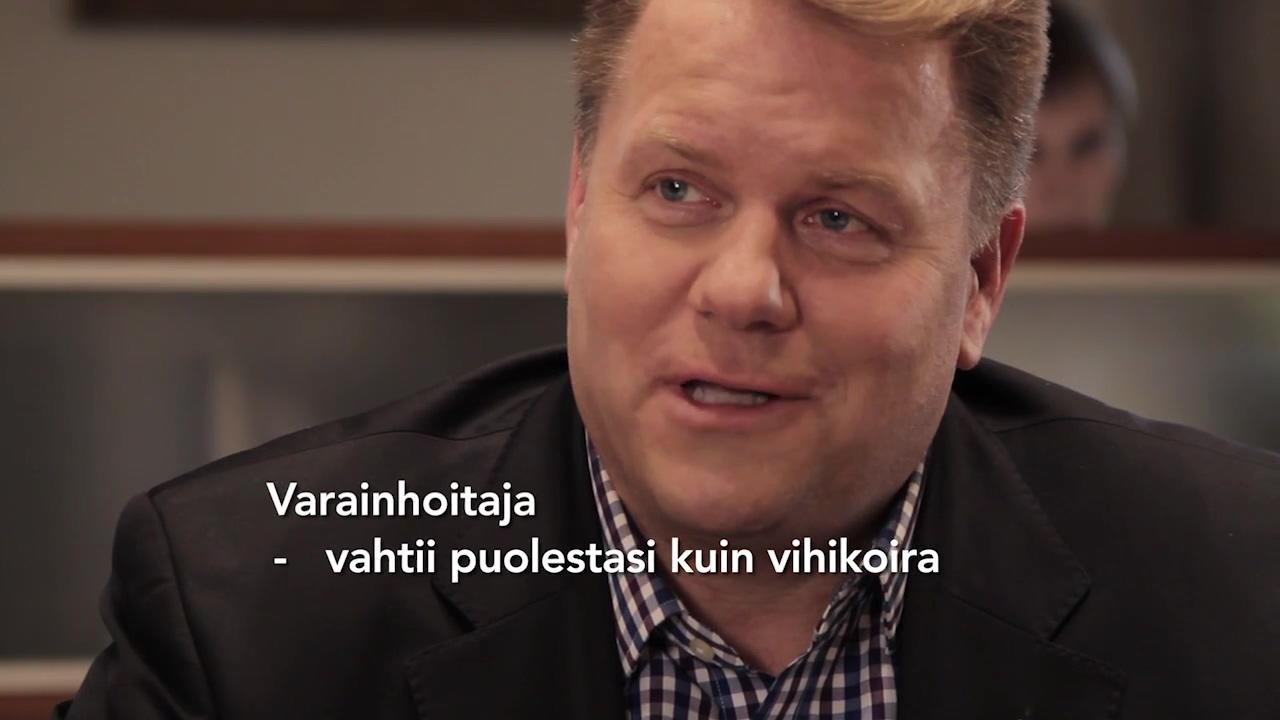 Evlin Varainhoito Private Banking -asiakkaan kertomana.