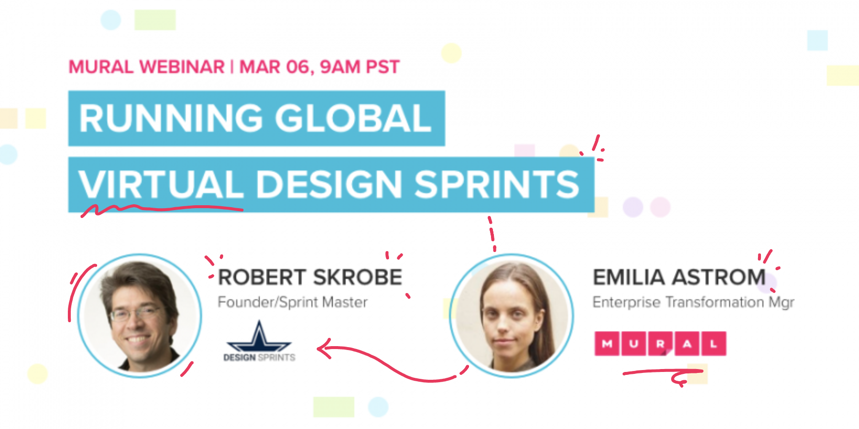 MURAL WEBINAR: Running Global Virtual Design Sprints
