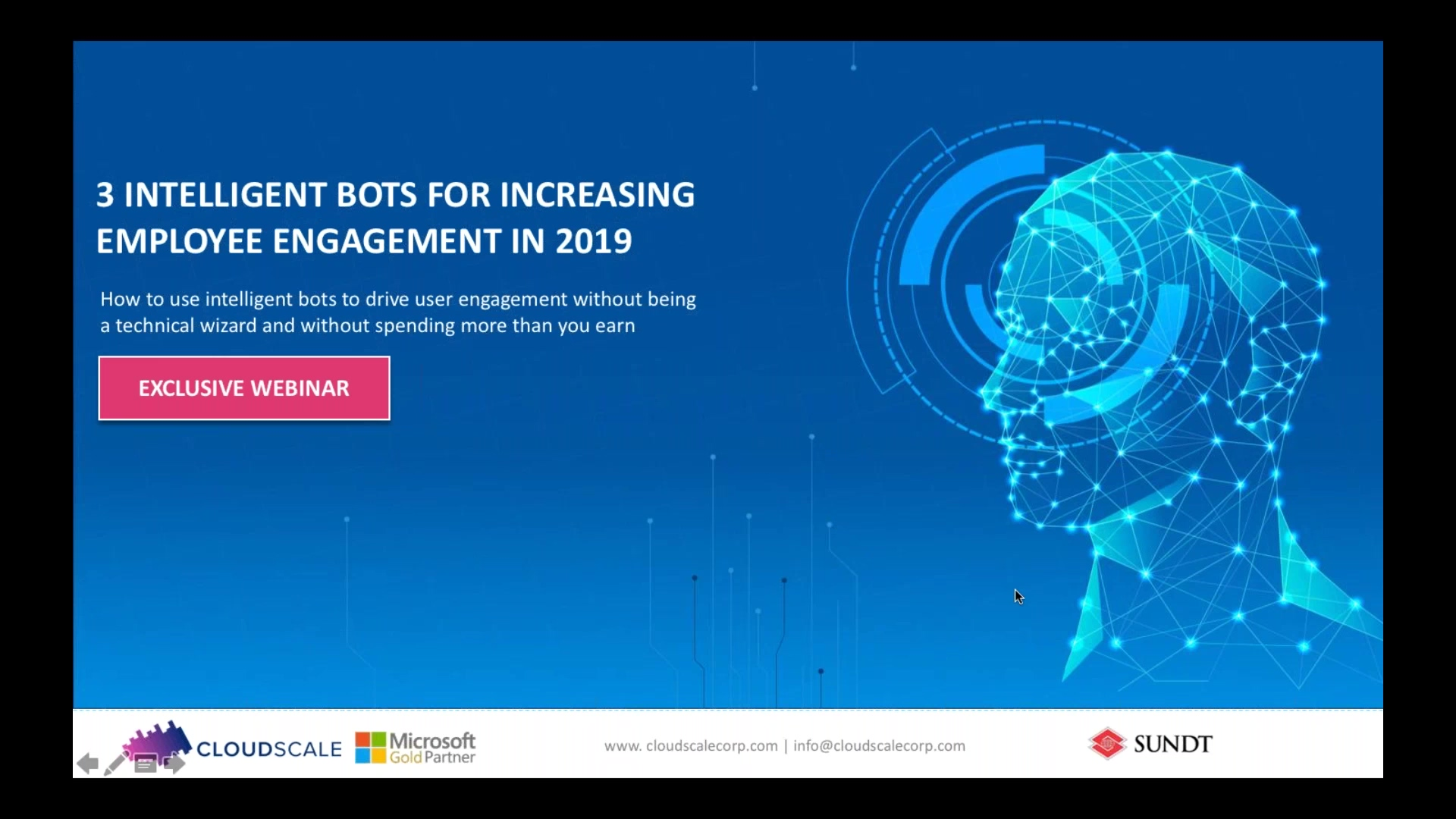 3 Intelligent Bots for Increasing Employee Engagement in 2019 [Video]