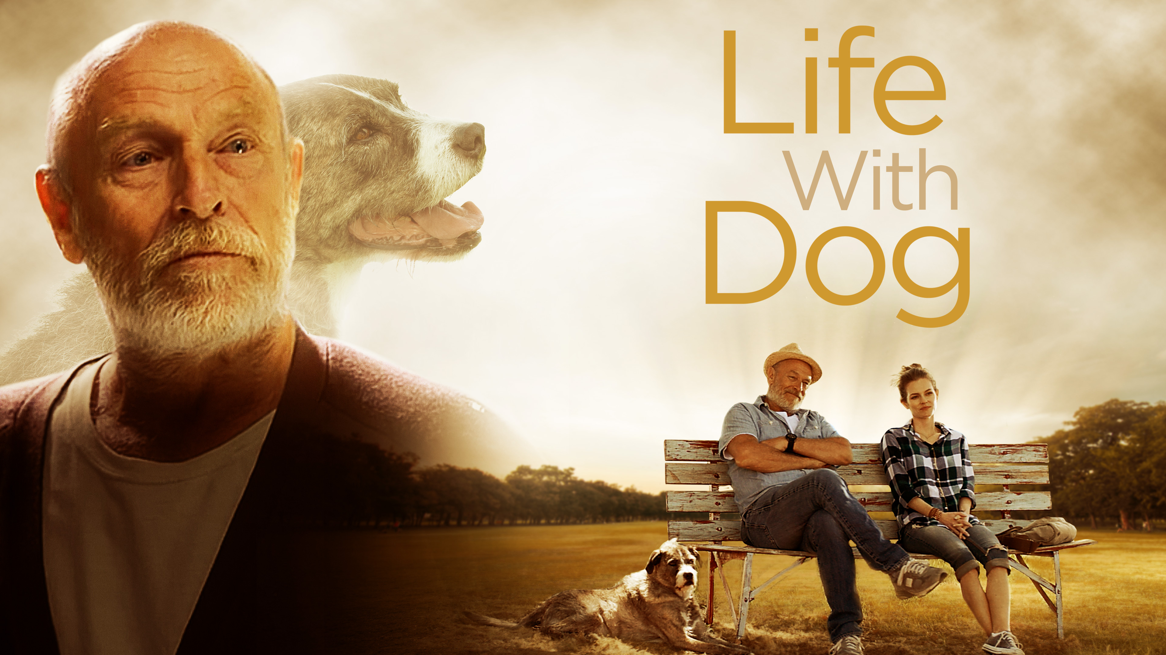 Life With Dog Trailer