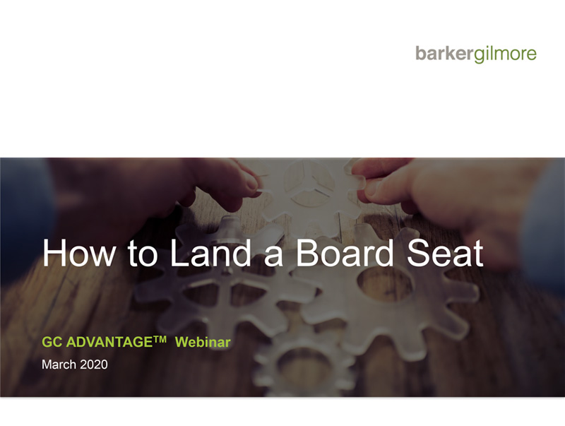 How-to-land-a-board-seat_recording