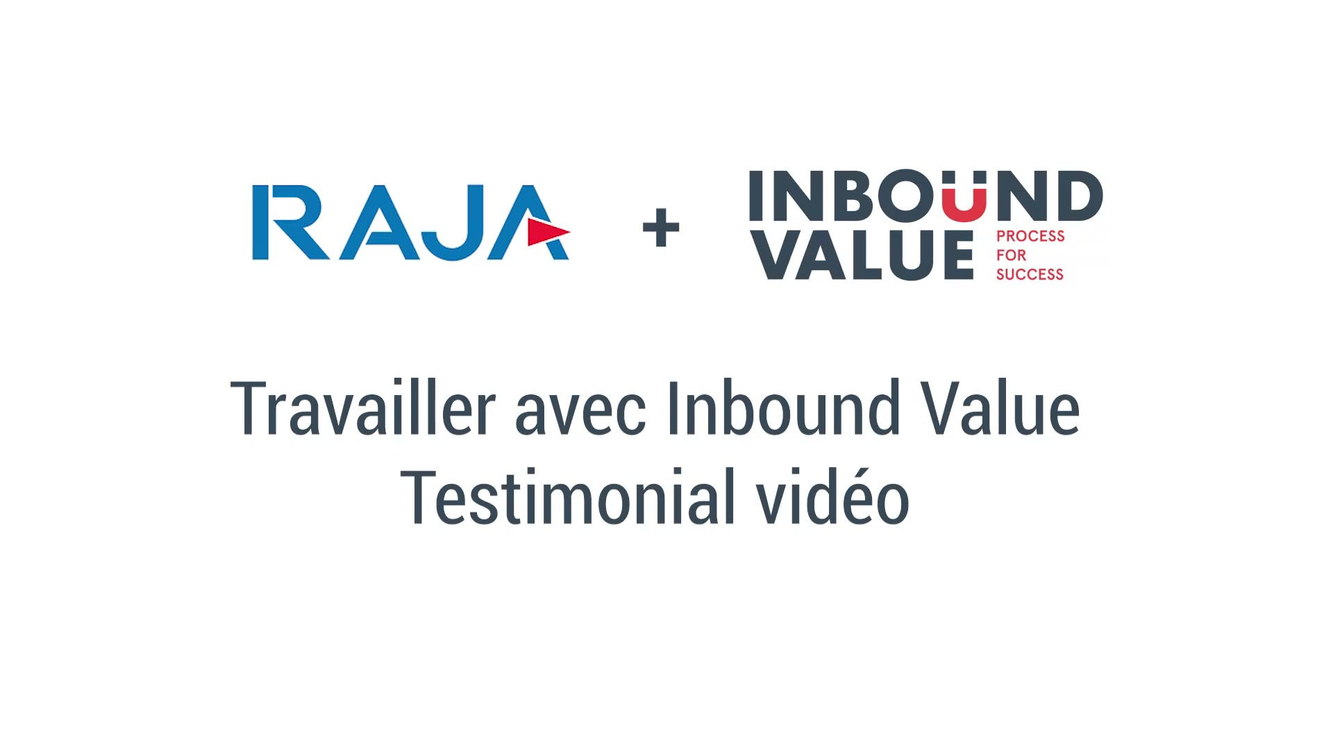 Vidéo RAJA - Impact awards (1)