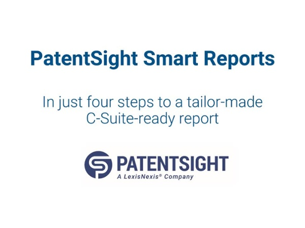 PatentSight Smart Reports_Video-1