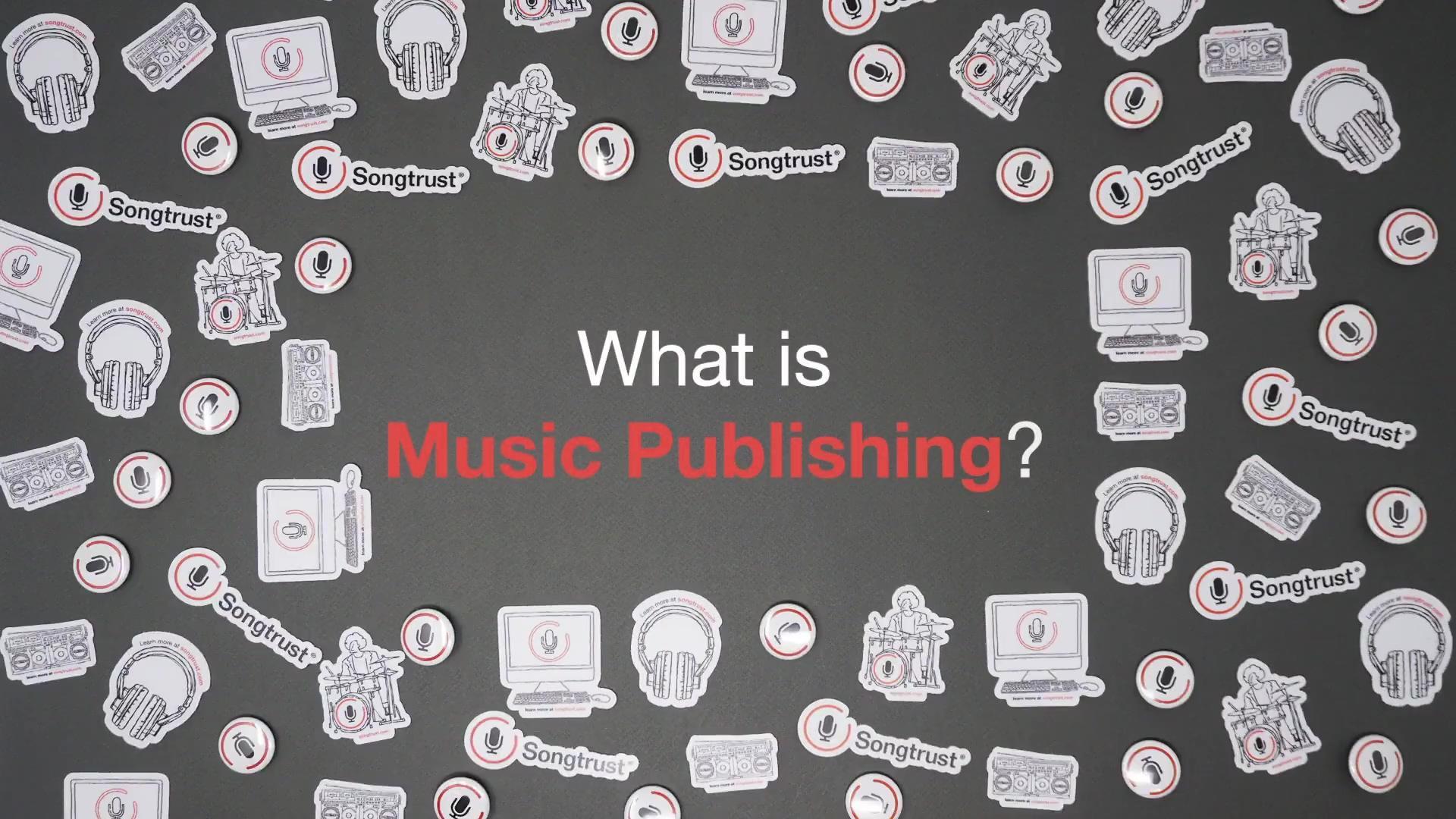 [Term] Music Publishing.R