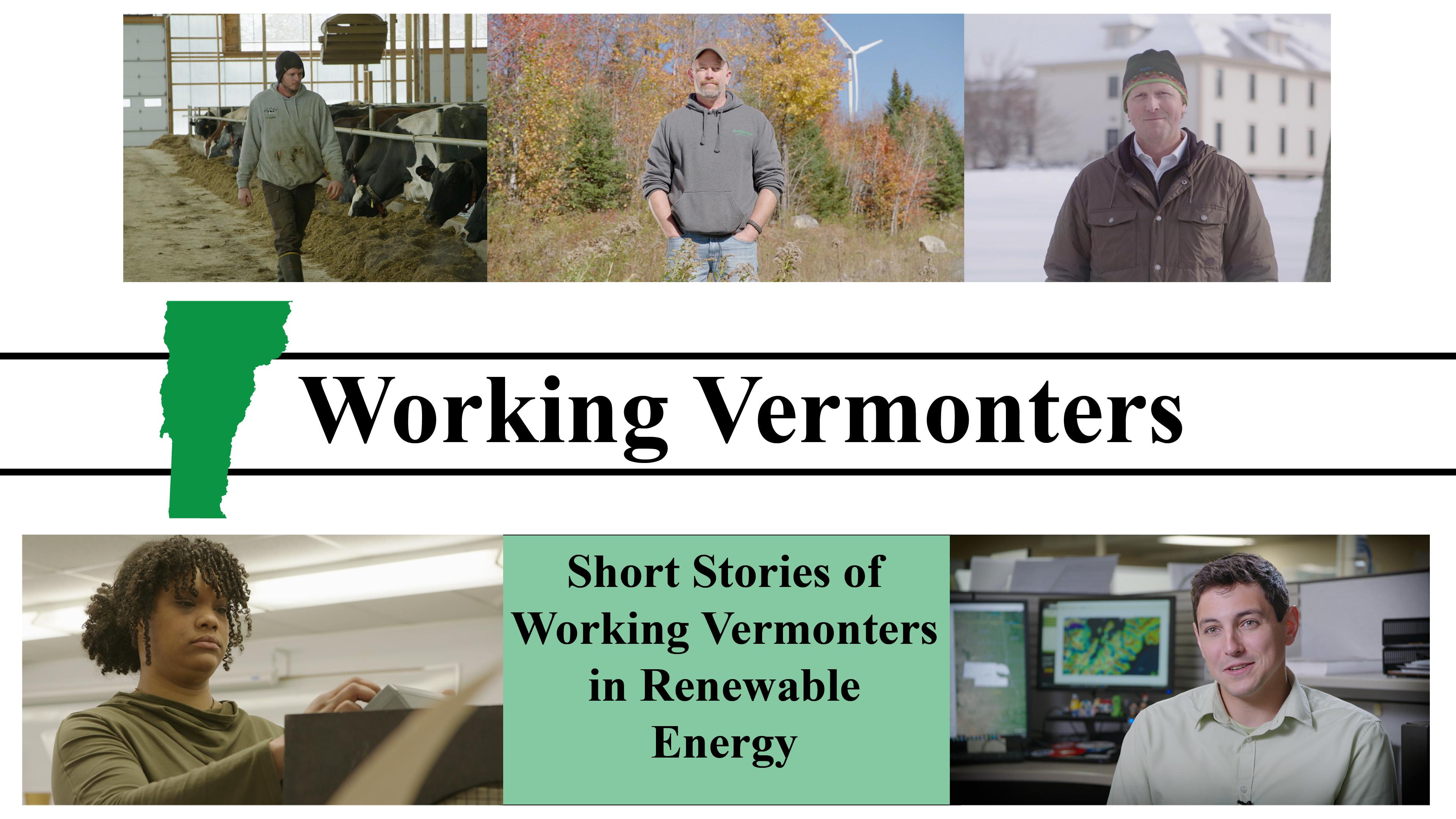5 Working Vermonters