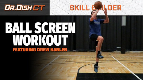 Wing Ball Screen Workout - YouTube
