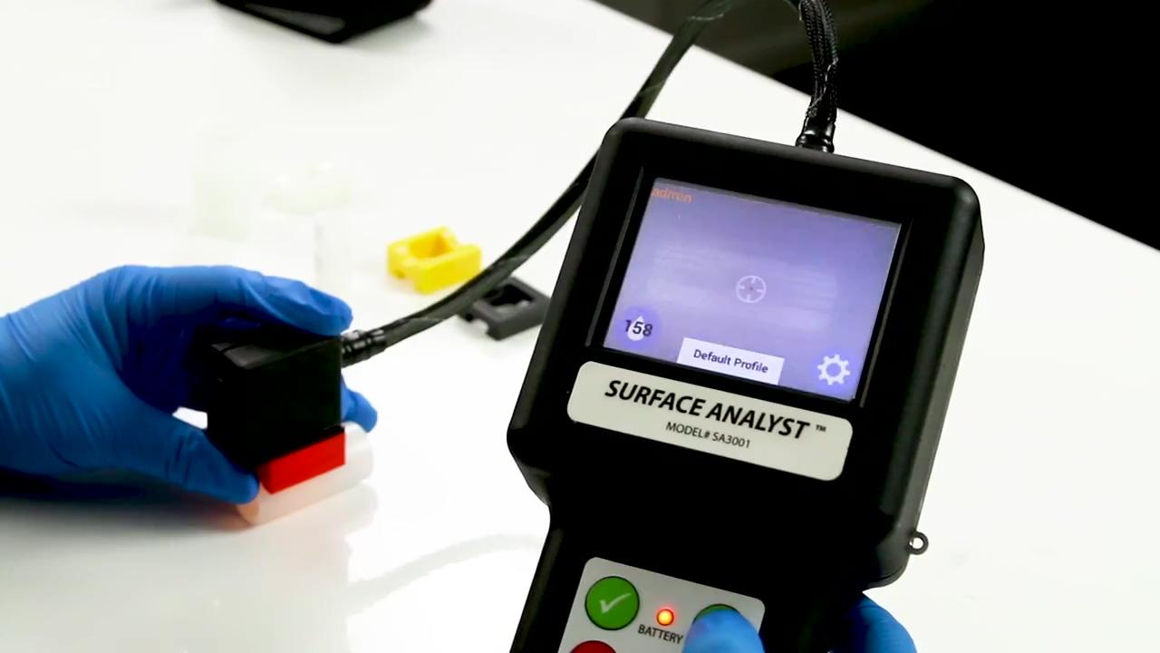 surface-analyst-sa3001-custom-feet-product-video
