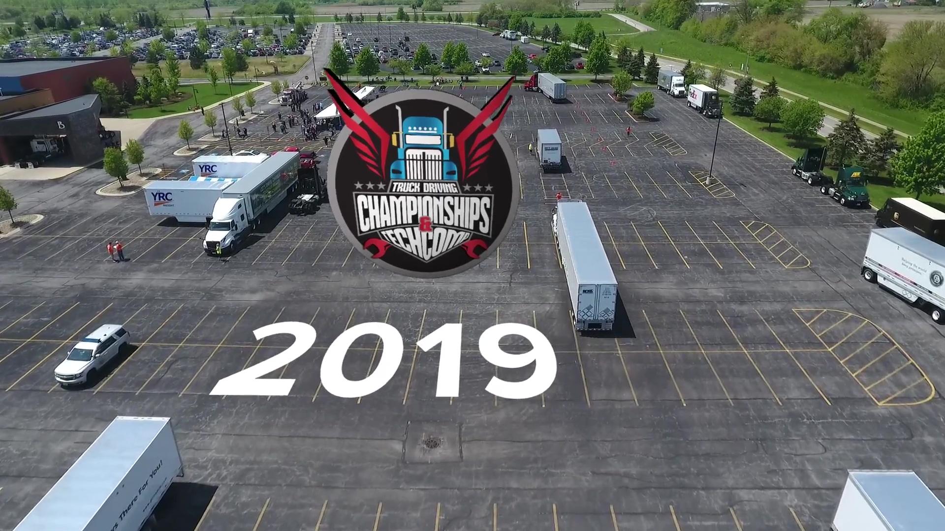 2019 Ohio Trucking Association Truck Driving Championships Recap
