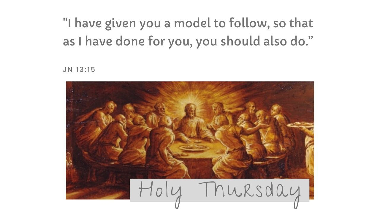 Holy Thursday Neumann(1)