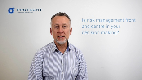 Risk Management Front and Centre - Subtitles