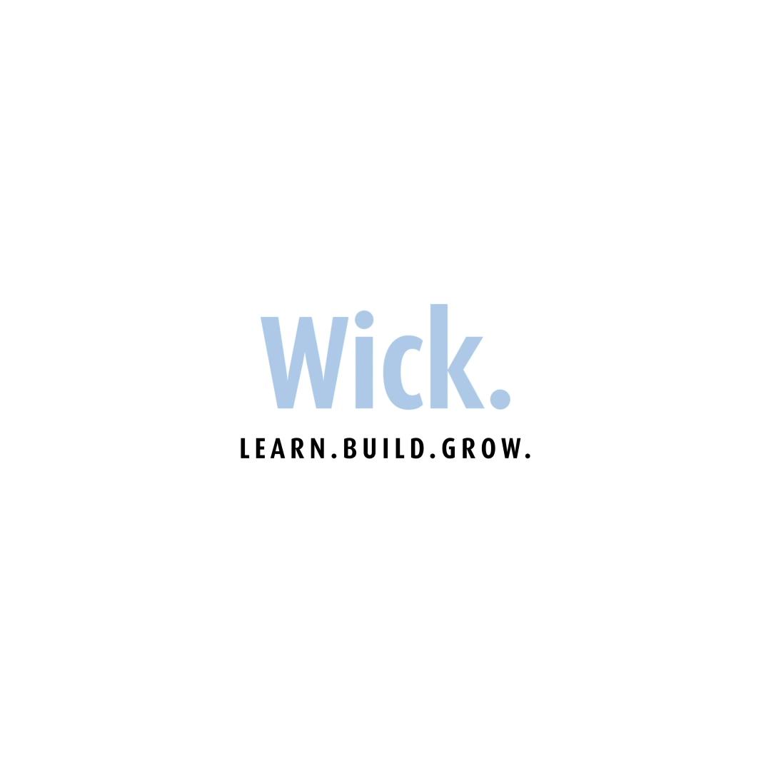 Wick - Learn.Build.Grow.