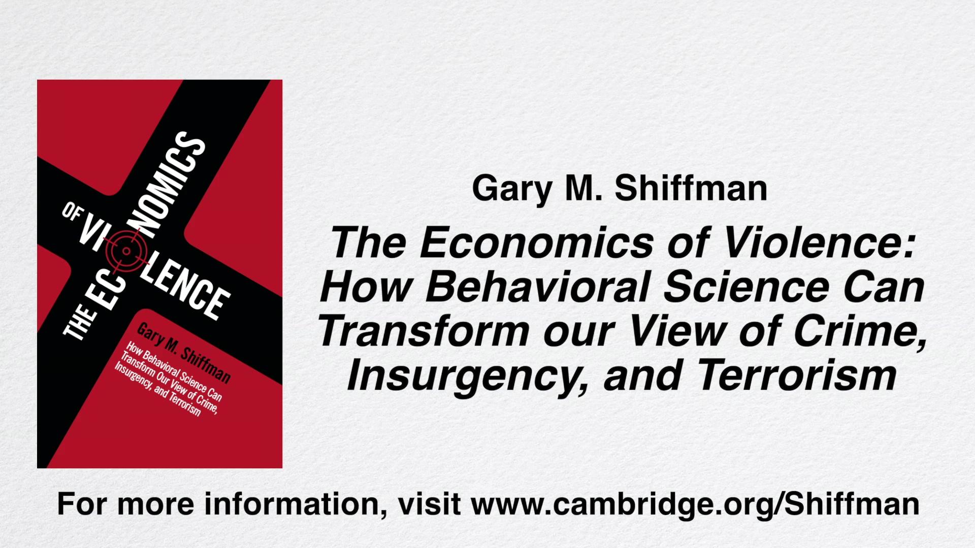 Gary Shiffman Full Interview