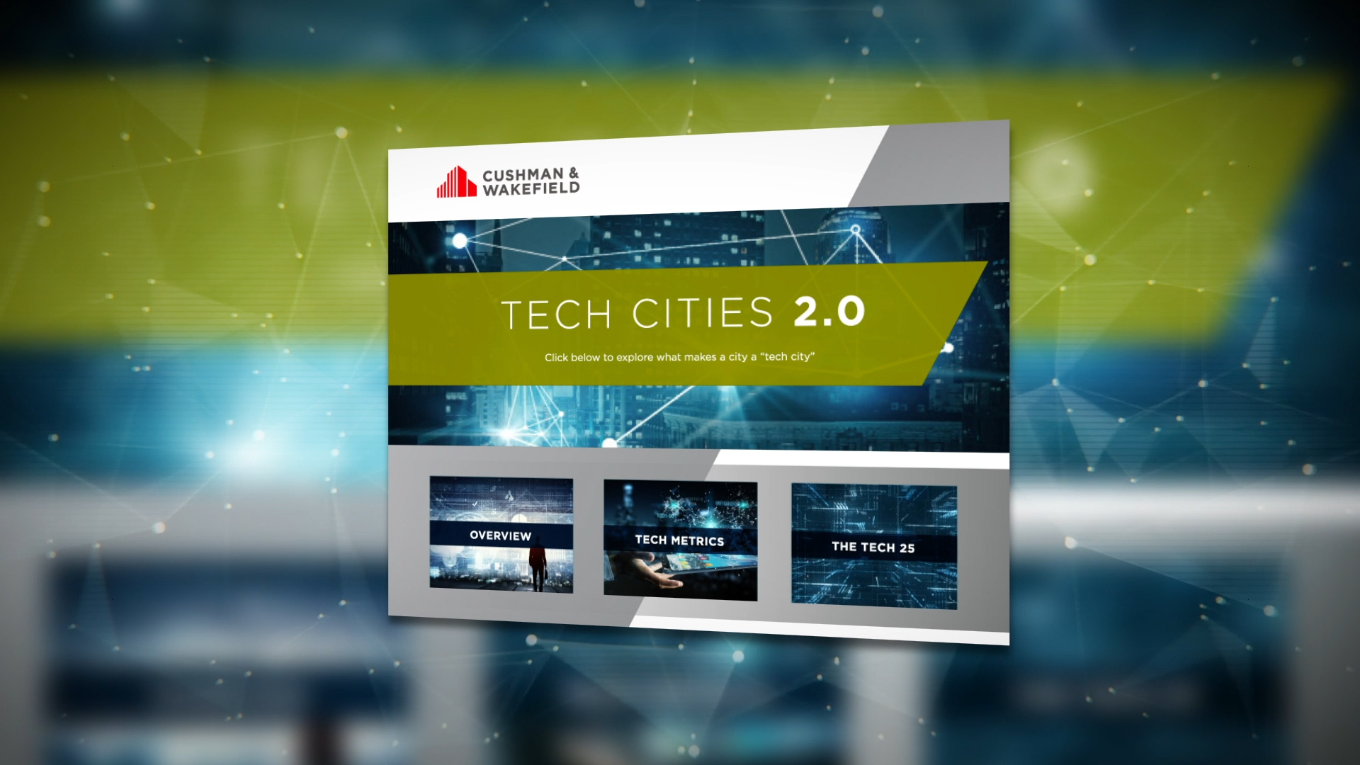 Tech Cities 2.0: Washington DC